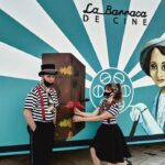 La Barraca de Cine llega a Oropesa recuperando la esencia de Lorca: difundir cultura en los pueblos más pequeños