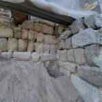 Hallan en Toledo un tramo de muralla Omeya del siglo IX que se restaurará, protegerá y se delimitará