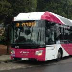 Toledo recibe una ayuda de casi medio millón de euros para el transporte público urbano