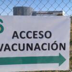 """Arranca la vacunación """"masiva pero controlada"""" de la población de entre 56 y 65 años en Castilla-La Mancha"""