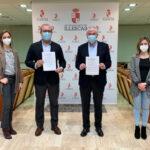 Convenio de colaboración entre el Ayuntamiento de Illescas y FM Logistic para fomentar la formación y el empleo