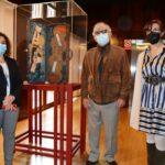 El Centro Cultural San Clemente expone una obra de arte atribuida a Picasso