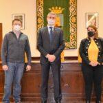 La Diputación se suma al proyecto solidario de Cocemfe Talavera sufragando el personal del servicio de transporte adaptado