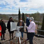 Talavera y la UCLM sellan un convenio para dar continuidad a las mediciones de polen en el aire