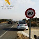 Investigan a un conductor reincidente y con antecedentes por circular a 200 km/hora por Dosbarrios