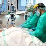 Las personas hospitalizadas con la COVID-19 superan el centenar en la provincia de Toledo