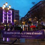 """Toledo reivindica con seguridad los derechos de las mujeres en un atípico 8M: """"Nos quieren silenciadas, nos tendrán empoderadas"""""""