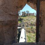 Juventud, formación y empleo para restaurar y abrir a la ciudadanía el torreón medieval del puente de Alcántara