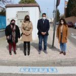 Torrijos incorpora pictogramas en pasos de cebra para hacer más accesible la movilidad