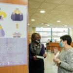 """La Plataforma 8M de Toledo se suma al Día del Libro reivindicando """"más polvo en los muebles y menos en los libros"""""""