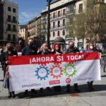 CCOO y UGT hacen un llamamiento a la movilización en las calles con motivo del Primero de Mayo
