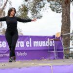 La Plaza del Ayuntamiento de Toledo se convierte en escenario para celebrar el Día de la Danza