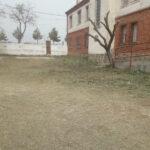 Limpian las antiguas escuelas de Azucaica para reubicar a alumnado del colegio público 'La Candelaria'