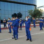 La plantilla de Illescas se une a las movilizaciones nacionales de Airbus contra el cierre de la planta en Cádiz