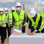 La empresa Ehlis pone la primera piedra de su nuevo centro en Illescas, desde donde abastecerá a ferreterías