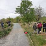 Burguillos de Toledo se vuelca con su entorno medioambiental y planta más de 150 árboles