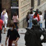 Toledo continúa siendo la provincia con más contagios de la región: 165 en la última jornada