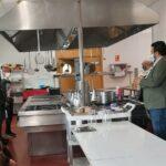 La Escuela de Hostelería de Toledo y Cruz Roja organizan dos talleres gastronómicos para evitar el desperdicio alimentario