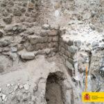 El Ministerio de Cultura aprueba una partida de 50.000 euros para obras de emergencia en la zona donde se encontraron restos de muralla Omeya en Toledo