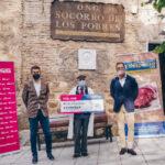 Fundación Soliss y el grupo La Despensa donan 5.000 kilos de alimentos a Cipriano, 'el amigo de los pobres'