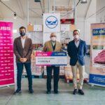 Fundación Soliss y Supermercados La Despensa organizan una donación al Banco de Alimentos de Toledo