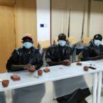 Usuarios de Accem de Toledo y Talavera participan en un taller de cerámica