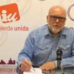 """Fernández (IU Podemos) no comparte """"la decisión del Gobierno local de anteponer la economía a la situación epidemiológica"""""""