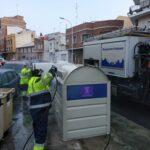 Desarrollan cuatro planes de limpieza intensiva para llegar a todos los barrios de Talavera