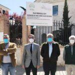 Ocaña acometerá la segunda fase de la renovación del alumbrado con la financiación de la Diputación