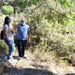IU Podemos propone homologar un sendero que una todos los barrios de Toledo y 'la vuelta al Valle'