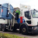 La provincia cuenta con más de mil nuevos contenedores adaptados a carga lateral para recoger papel y cartón