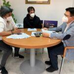 Paideia y el Ayuntamiento de Toledo avanzan en los proyectos que la fundación lleva a cabo en la ciudad