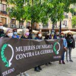 VÍDEO | Mujeres de Negro de Toledo denuncia las muertes de migrantes en el Mediterráneo