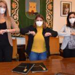 """Un nuevo acuerdo de 15.000 euros para seguir en la """"lucha, apoyo y protección a las mujeres"""" en Talavera"""