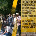 Regresa el Festival Internacional de Poesía Voix Vives de Toledo con el I Concurso de Intervención Plástica Urbana