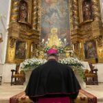 """El arzobispo de Toledo pide orar a la Virgen """"por el fin de la pandemia"""", tras la polémica por el cartel de Zahara"""