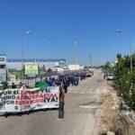 Nueva jornada de paros en Airbus Illescas contra el cierre de la planta gaditana de Puerto Real