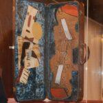 Rutas guiadas gratuitas para visitar la obra atribuida a Picasso 'Estuche para dos violines' en Toledo
