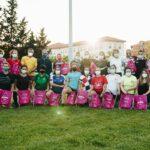 El equipo de rugby femenino Soliss Águilas de Toledo se juega el ascenso a nacional este fin de semana