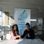 La comercializadora toledana Viva Energía patrocina a Ramiro Moyano, uno de los mejores jugadores de pádel del mundo
