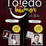 'Toledo, con humor', un festival con monologuistas reconocidos para seguir reactivando la cultura