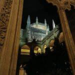 ¿Sabías que la iluminación de la iglesia de San Juan de los Reyes es de los años 80?