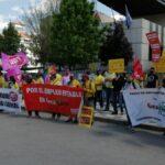 """Los recortes en la campaña de incendios y la falta de empleo estable hacen """"inevitable"""" la huelga en GEACAM"""