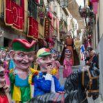 Gigantones, la tarasca y el talento musical toledano serán el centro de la celebración del Corpus 2021