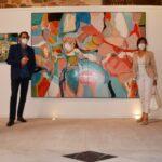 'De la naturaleza a la abstracción', Jorge Pedraza presenta su naturalismo impresionista en Toledo