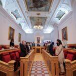 El rechazo de los trasvases Tajo-Segura o la exención de la tasa de terrazas, entre los asuntos tratados en el Pleno del Ayuntamiento de Toledo