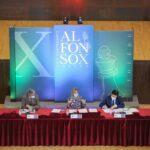 """Milagros Tolón: """"Alfonso X regresa 800 años después a su ciudad natal como zona cero del Patrimonio Mundial"""""""