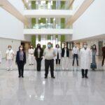 Las consultas externas del servicio de Nefrología ya funcionan en el nuevo Hospital de Toledo