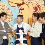 Talavera y Carlos Maldonado, protagonistas del programa 'MasterChef' de este martes