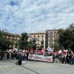 Toledo se suma a la huelga y movilización contra el ERE de Caixabank